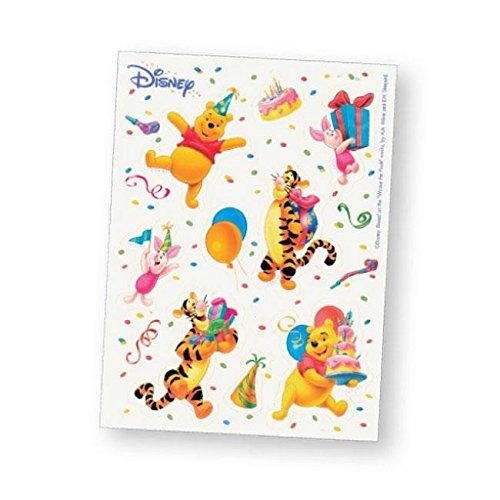 Generique - 6 Stickers Winnie lOuson
