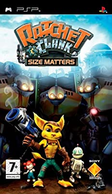 Ratchet and Clank: Size Matters (PSP)