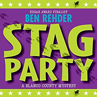 Stag Party     Blanco County Mysteries, Book 8              By:                                                                                                                                 Ben Rehder                               Narrated by:                                                                                                                                 Robert King Ross                      Length: 11 hrs and 39 mins     37 ratings     Overall 4.5