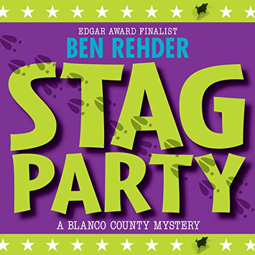 Stag Party audiobook cover art