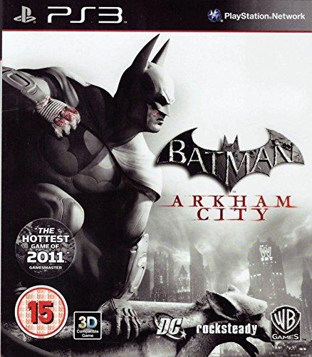 Batman: Arkham City Batman Year 1 Edition (PS3)