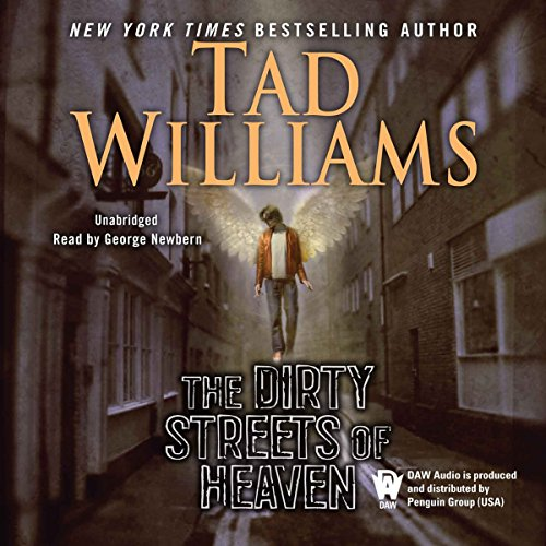 The Dirty Streets of Heaven audiobook cover art