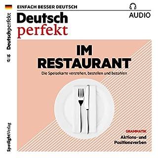Deutsch perfekt Audio. 10/2017 Titelbild