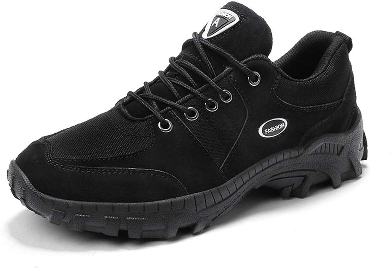 Easy Go Shopping Herrenmode Athletic Schuhe Casual atmungsaktiv Rutschfeste wandern Sportschuhe Outdoor,Grille Schuhe