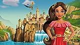 LIANXI Diamante Pintura Kits, Princesa Elena De Valor, Diamond Painting Completo Bordado Punto De Cruz, Diamante Craft Decoración De La Pared Del Hogar 40 X 60 Cm