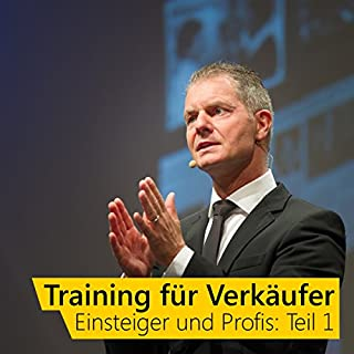 Training für Verkäufer - Einsteiger und Profis 1 Titelbild