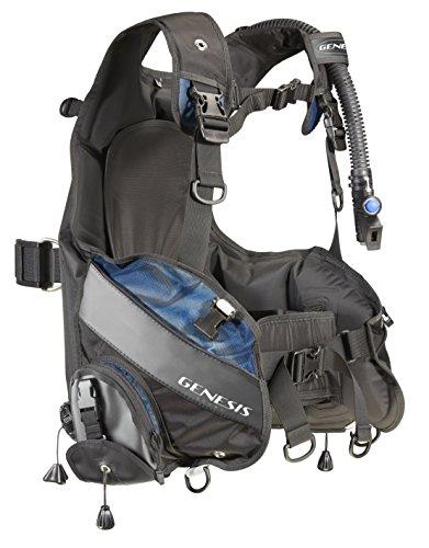 Genesis Drift Jacket Style Buoyancy Compensators, Medium