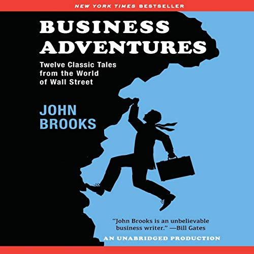 Business Adventures cover art