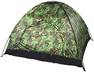 Outdoor Camping Tent Outdoor UV Protection Waterproof Travelite Backpacking Light Weight Family Dome Tent with Air Vent an...