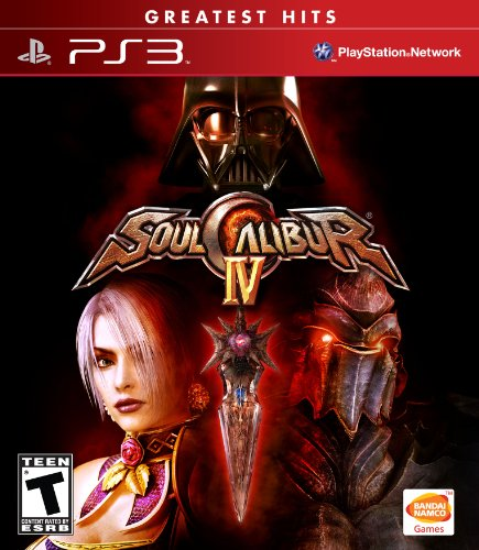 Namco Bandai Games Soul Calibur IV, PS3 PlayStation 3 Inglés vídeo - Juego (PS3, PlayStation 3, Lucha, Modo multijugador, T (Teen))