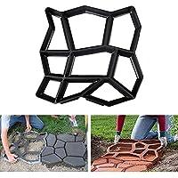 Greenbang Molde Path Maker Molde para Pavimentación De Patio De Jardín Losas De Hormigón Molde Garden Maker