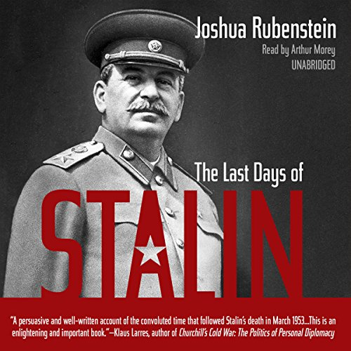 The Last Days of Stalin audiobook cover art