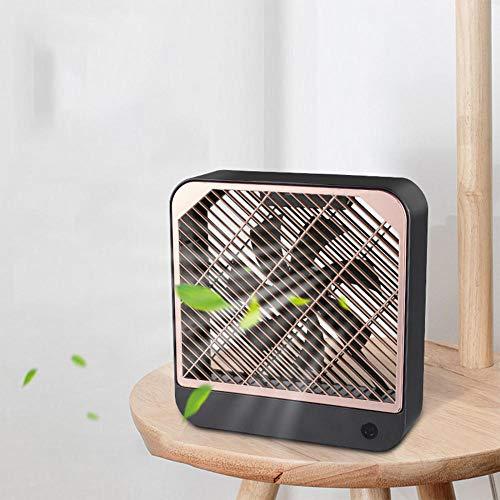VZJSLT Ventilador De Aire Acondicionado, Mini Enfriador De Aire Humidificador, Pulverización 2 Velocidades, Adecuado para El Hogar, La Oficina Y El Exterior