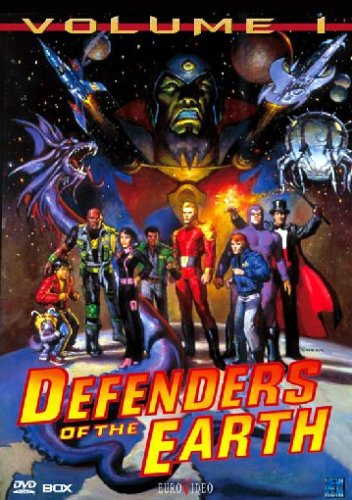 Defenders of the Earth Vol. 1