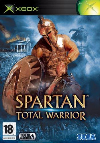 Spartan Total Warrior Edizione Regno Unito