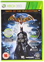 Batman Arkham Asylum - Game Of The Year Edition - Classic (XBOX 360)