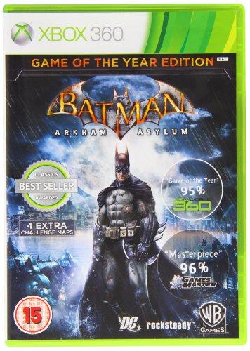 Batman Arkham Asylum Game Of The Year Edition - Classics (XBOX 360) [Import UK]