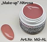 online-hut 30ml UV Make-Up Gel Altrosa
