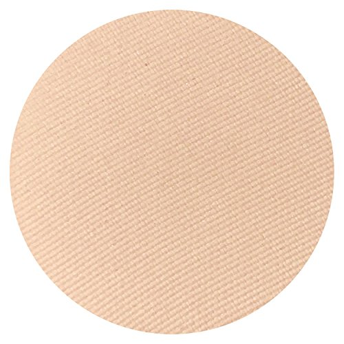 Cosmetic Peach Matte Eyeshadow - Highly Pigmented Professional Makeup Eye Shadow Single Pan, Wet or Dry Magnetic Refill, Paraben Gluten Free Make Up, Cruelty Free Cosmetics, Beauty Junkees [26mm]