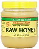 Image: YS Organic Bee Farms | Healthy Honey (Raw) | 14 oz. Unheated, unfiltered and unprocessed