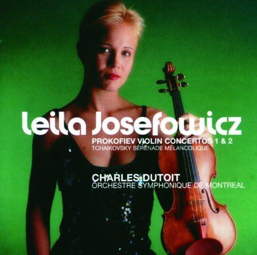 リーラ・ジョセフォウィッツ, モントリオール交響楽団 & シャルル・デュトワ