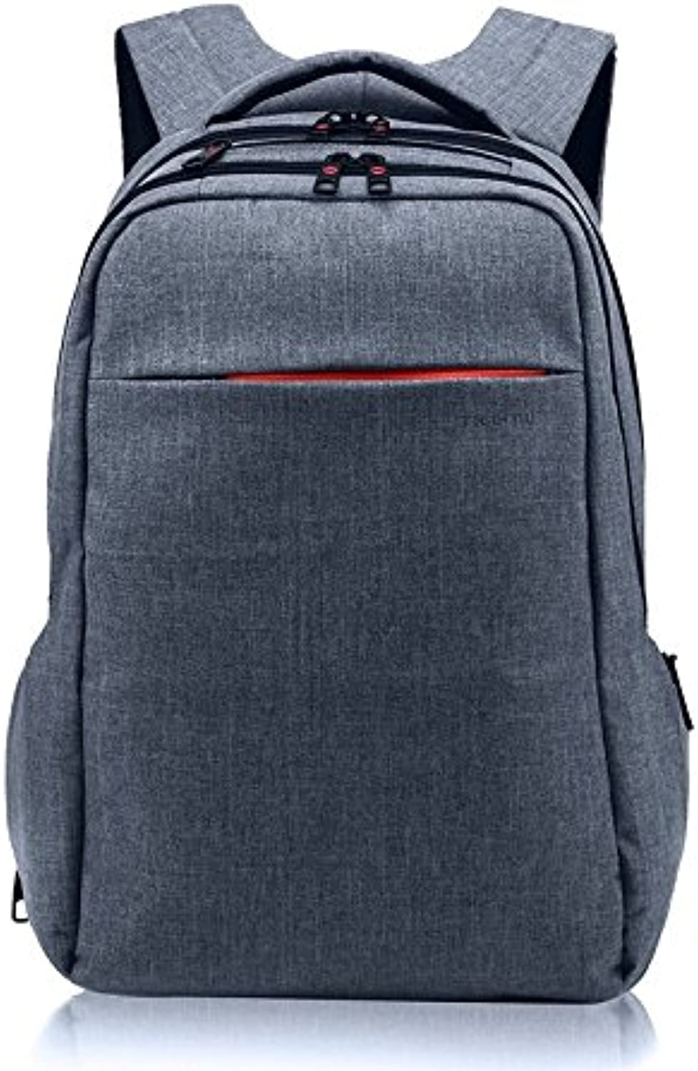 Easy Clean Large Capacity Backpack,Lightweight Waterproof Mens Slim Business Backpack Laptop Backpacks for Laptop(Grey bluee)