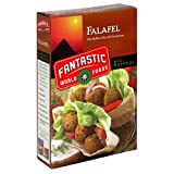 Fantastic World Foods Falafel, 10-Ounce Boxes (Pack of 12)