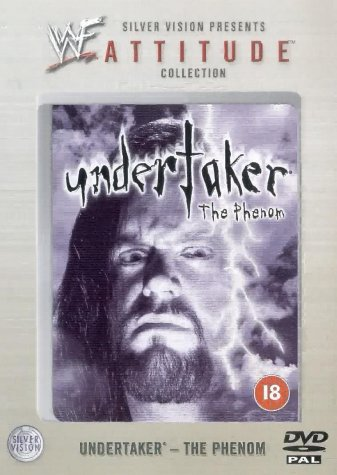 WWE - Undertaker - The Phenom [UK IMPORT]