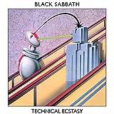 Black Sabbath: Technical Ecstasy (Lp+CD,180g) [Vinyl LP] (Vinyl)