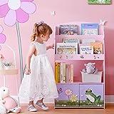 Fantasy Fields Magic Garden Kinder 3-stufiges Bücherregal aus Holz und Schublade Multi TD-13394MG