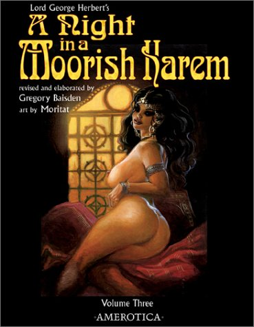 Lord George Herbert's a Night in a Moorish Harem: The Desire of an Heir