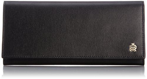 [ダンヒル] 長財布 L2S810A ベルグレイブ レザー ブラック [並行輸入品]