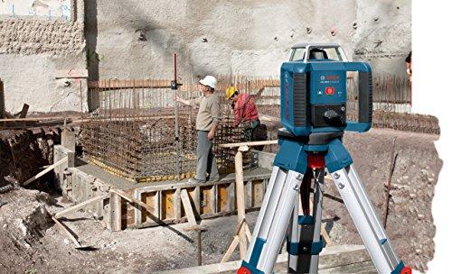 Bosch Professional Rotationslaser GRL 400 H (Ein-Knopf-Bedienfeld, max. Arbeitsbereich: 400 m, in Handwerkerkoffer) - 3