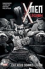 X-Men - Legion T02 de SI Spurrier