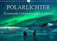Faszinierende Lichterscheinungen am Himmel - Polarlichter (Wandkalender 2022 DIN A4 quer): Dieser Kalender zeigt das wunderbare Naturschauspiel von Polarlichter! (Monatskalender, 14 Seiten )