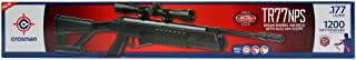 Crosman 30131 TR77 NP .177 Caliber Air Rifle with Scope, 1200fps