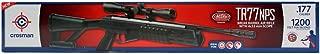 Crosman 30131 TR77 NP .177 Caliber Air Rifle with Scope, 1200fps