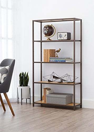 "Trinity 5-Tier |32"" x 12"" x 60""