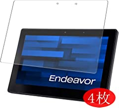 【4 Pack】 Synvy Screen Protector for EPSON Direct Endeavor TN40 11.6