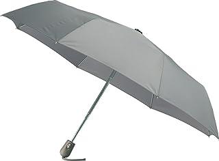 Go-Travel Automatic Folding Umbrella, Gray, 825