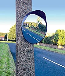 OVERCOMING POOR VISIBILITY: While blind spot mirrors for cars are common, they are often neglected for homes or commercial properties that also struggle with poor visibility. These safety mirrors can be used for traffic safety, surveillance, and as d...