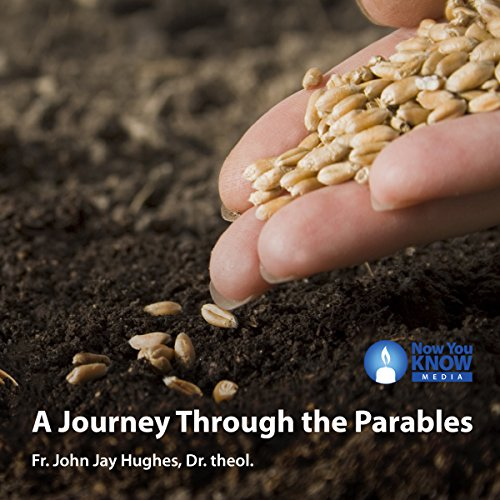 A Journey Through the Parables audiobook cover art