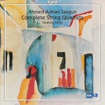 Ahmed Adnan Saygun Complete String Quartets (1 of 2)