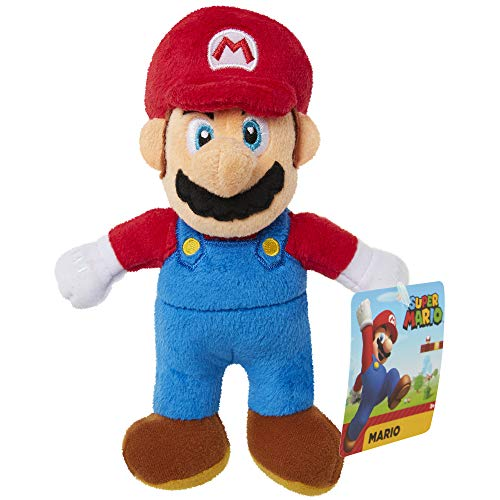 World of Nintendo Supper Mario Bros U. - Mario Plush