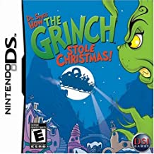 Dr. Seuss: How The Grinch Stole Christmas - Nintendo DS