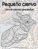 Pequeño ciervo - Libro de colorear para adultos