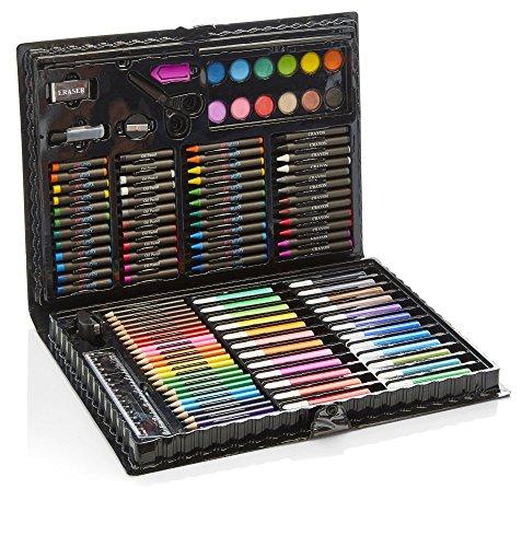 Artworx 118 Piezas de Arte Conjunto para niños - Junior Artista Caso Perfecto...