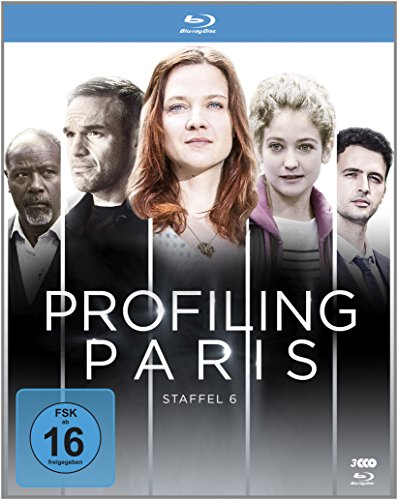 Profiling Paris - Staffel 6 [Blu-ray]