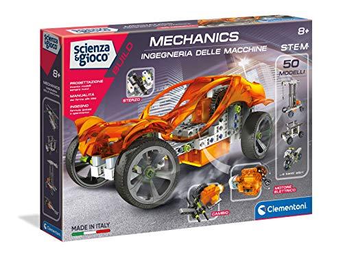 Clementoni 13940 - Laboratorio di Meccanica