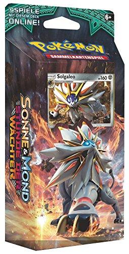 Unbekannt Pokemon Sonne & Mond - Serie 2 - Stunde der Wächter - Themendecks - Lunala/Solgaleo - Deutsch (Solgaleo Deck)